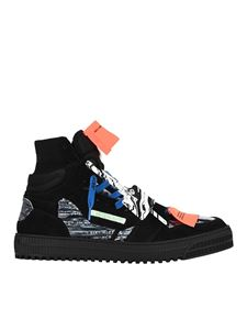 Off-White - Off Court sneakers in black