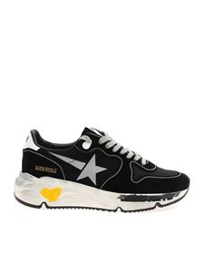 Golden Goose - Running Sole sneakers in black