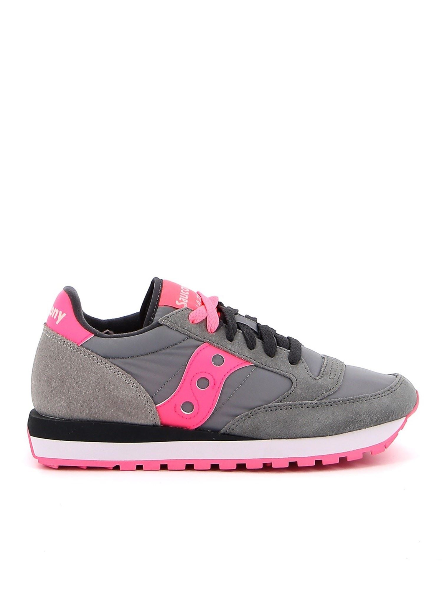 Saucony JAZZ ORIGINAL SNEAKERS IN GREY