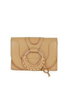 See by Chloé - Hana wallet in beige
