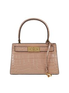 Tory Burch - Lee Radziwill small bag in beige