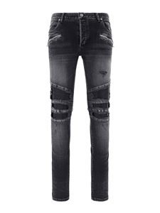 Balmain - Ripped jeans in black