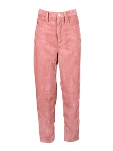 Isabel Marant Étoile - Decorsy pants in Rosewood color