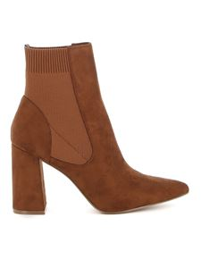 Steve Madden - Reesa ankle boots in camel