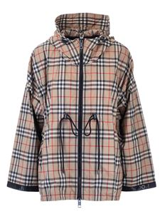 Burberry - Jacket in beige with Vintage check print