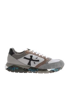 Premiata - Zac Zac sneakers in shades of grey