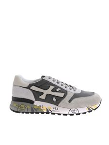 Premiata - Mick sneakers in shades of grey