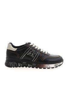 Premiata - Lander sneakers in black