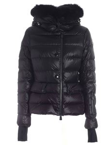 Moncler Grenoble - Armonique down jacket in black