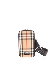 Burberry - Vintage check beige iPhone case