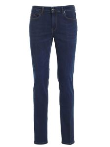 Hogan - 5-pocket jeans in blue