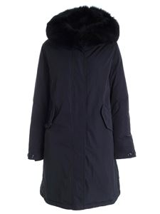 Woolrich - Keystone Parka down jacket in black