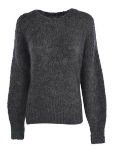 Isabel Marant - Estelle pullover in anthracite color