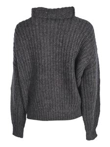 Isabel Marant - Iris pullover in anthracite color