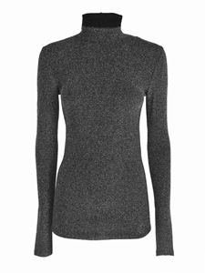 Isabel Marant - Woyela sweater in black and silver