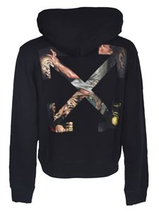 Off-White - Pascal Arrow hoodie in black