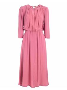 Semicouture - Corinne dress in antique pink