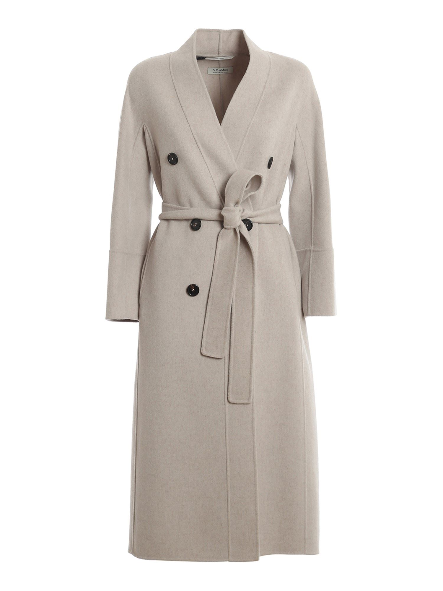 MAX MARA EMMA COAT IN GREY