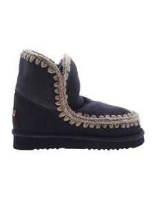 Mou - Eskimo 18 ankle boots in blue