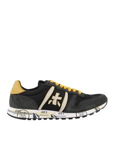 Premiata - Eric 4944 sneakers in black
