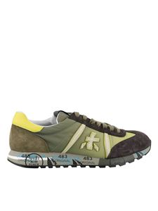 Premiata - Lucy 4935 sneakers in green