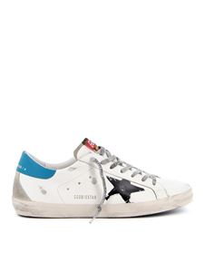 Golden Goose - Superstar Classic smooth leather sneakers in white