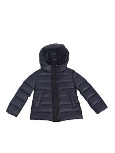 Moncler Jr - Alithia down jacket in blue