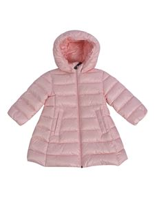 Moncler Jr - Majeure down jacket in pink