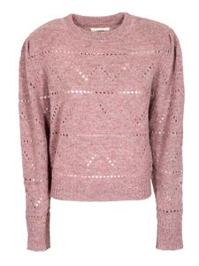 Isabel Marant Étoile - Norma jumper in Rosewood color