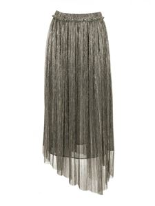 Isabel Marant Étoile - Dolmenae long skirt in silver