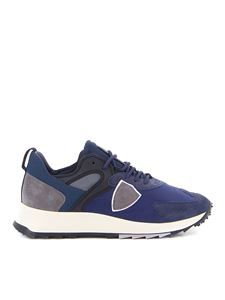 Philippe Model - Royale sneakers in blue