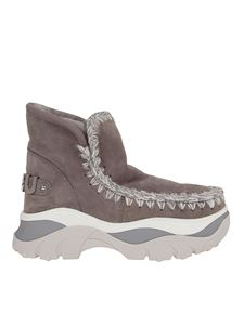 Mou - Chunky Eskimo sneakers in grey