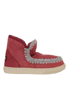 Mou - Sskimo sneakers in red