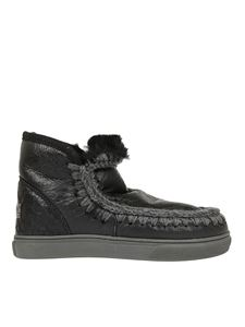 Mou - Eskimo sneakers in black