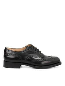 Church's - Burwood Oxford shoes in black