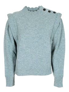 Isabel Marant Étoile - Meery sweater in Ice Blue