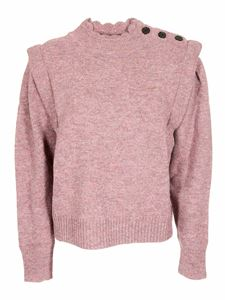 Isabel Marant Étoile - Meery sweater in Rosewood color