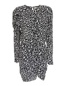 Isabel Marant Étoile - Selwn dress in black and white