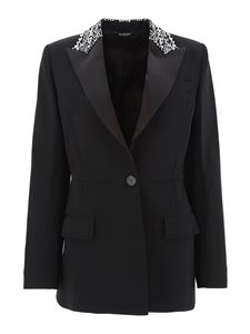 Givenchy - Peplum blazer in black