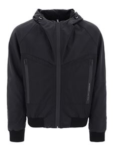 Givenchy - Adresse leather jacket in black