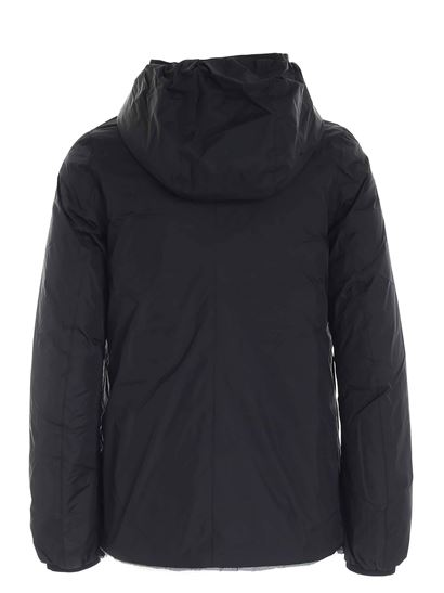 K-way - Marguerite Thermo Plus down jacket in black