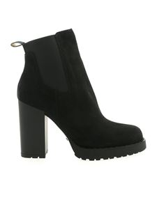 Hogan - Chelsea H542 ankle boots in black