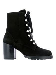 Stuart Weitzman - Ivey 80 ankle boots in black