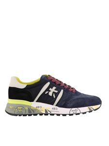 Premiata - Lander 4948 sneakers in blue