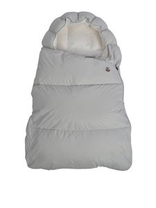 Moncler Jr - Sleeping bag in ice color