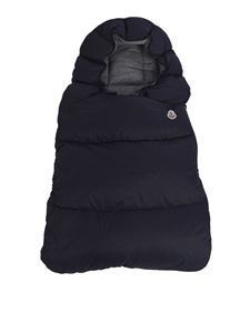 Moncler Jr - Sleeping bag in blue