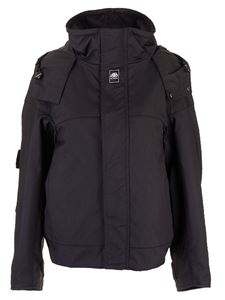 Balenciaga - Upside down Parka in black