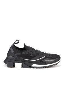 Dolce & Gabbana - Sorrento sneakers in black