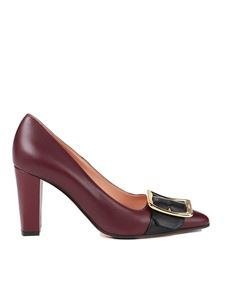 Bally - Jacqueline 85 pumps in red