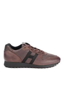 Hogan - H429 sneakers in brown